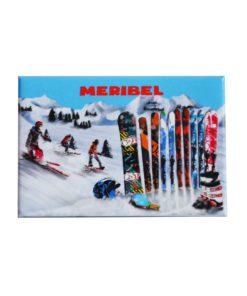 Magnet ski Méribel