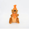 Peluche Marmotte Orange