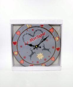 "Horloge ""La Montagne"""