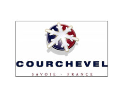 stickers-autocollant-courchevel-logo