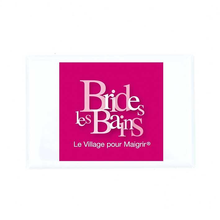 Magnet Logo Brides-les-Bains   La Savoie en Direct