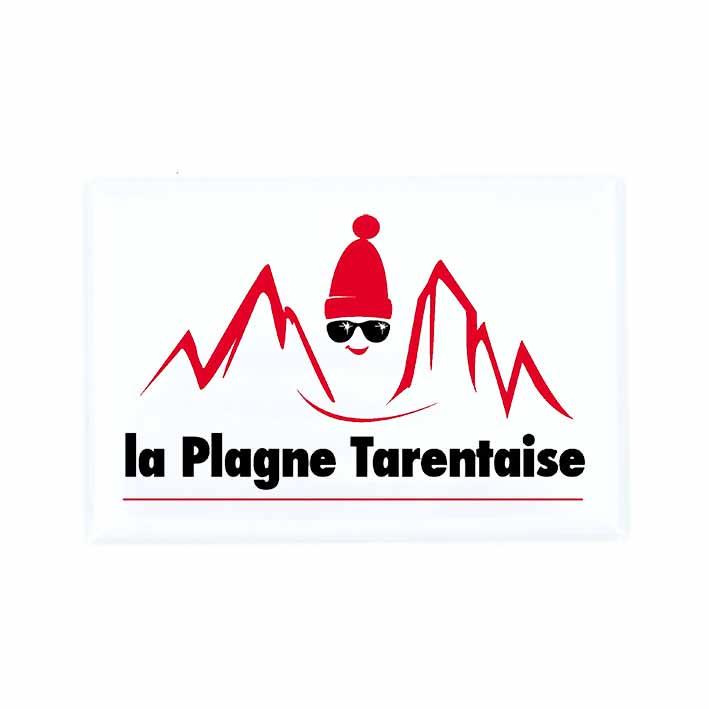magnet logo la plagne tarentaise la savoie en direct