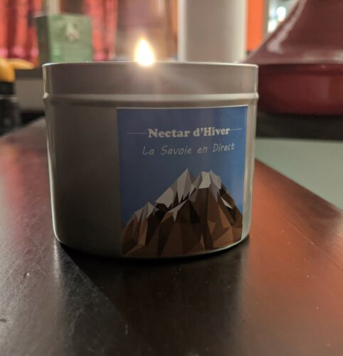 Bougie Nectar d'Hiver photo review